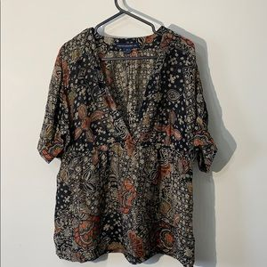 🌻3/20 French Connection cute blouse